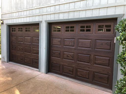 Picture of Installed Garage Doors