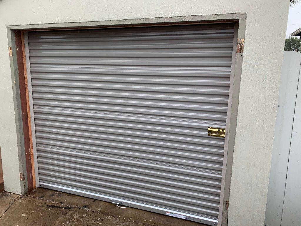 Janus International Garage Door Commercial