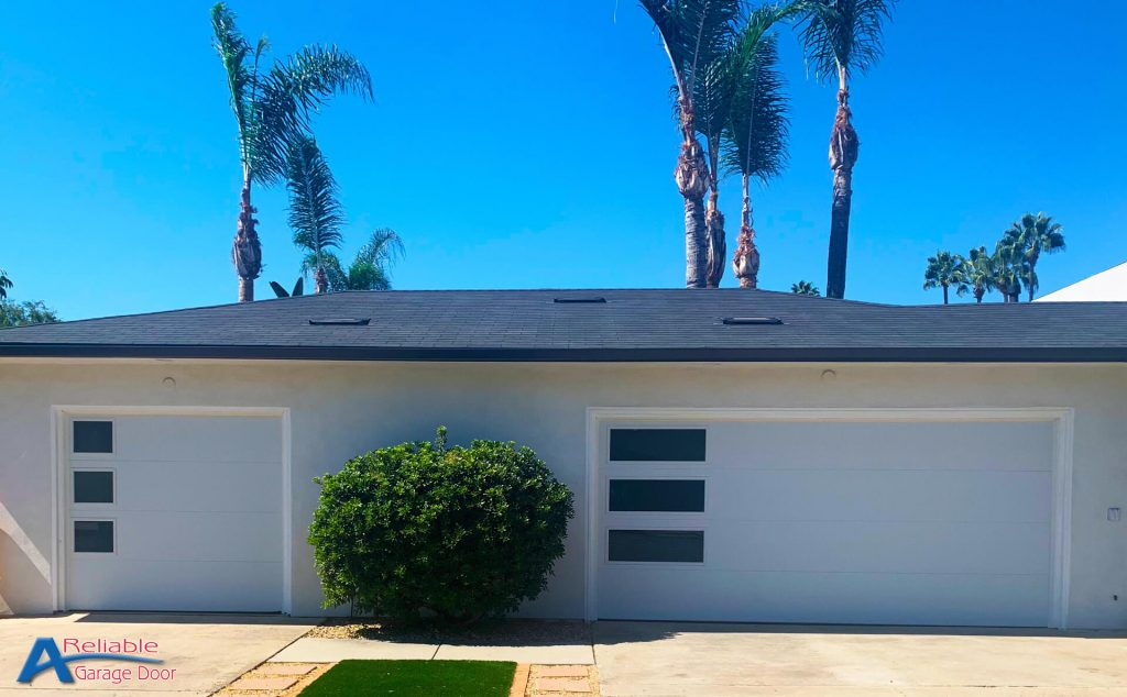 Installed Garage Door Ramona